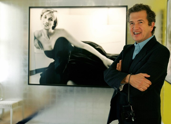 Fotógrafo Mario Testino é acusado de assédio sexual