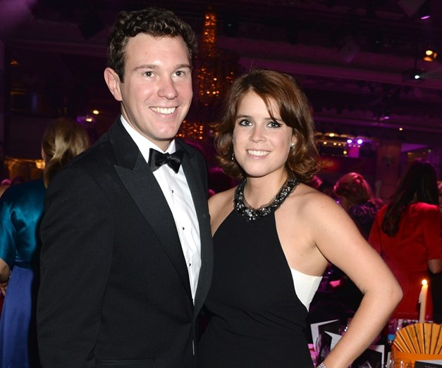 Jack Brooksbank, princesa eugenie