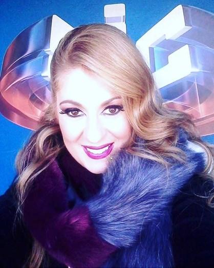 Cantora Rebeca tem cancro