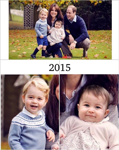 Kate Middleton, William, duques de Cambridge