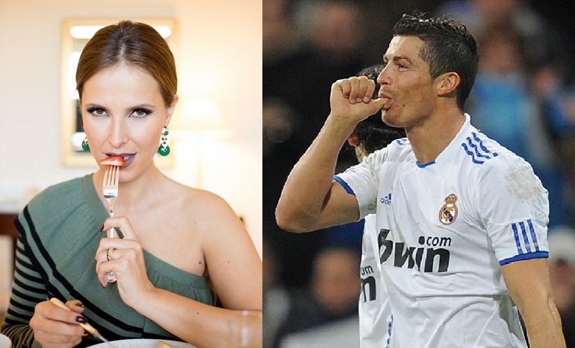 32b83a5293 Cristina quer comer as sopas de Ronaldo - Nacional - FLASH!