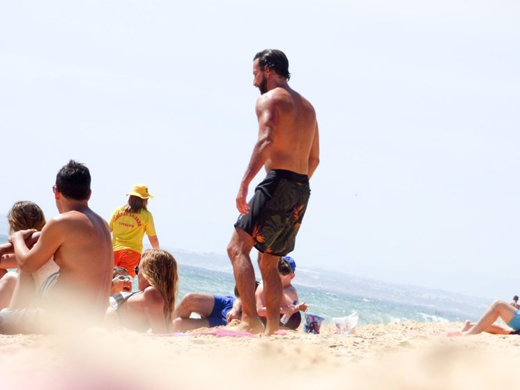 As férias de José Avillez na Quinta do Lago