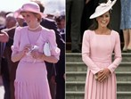 Kate Middleton, Princesa Diana