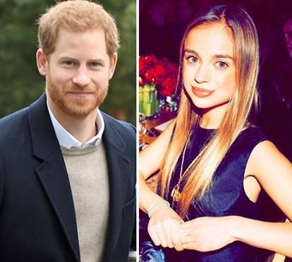 d8fb002df7c Príncipe Harry não convidou a prima que é considerada