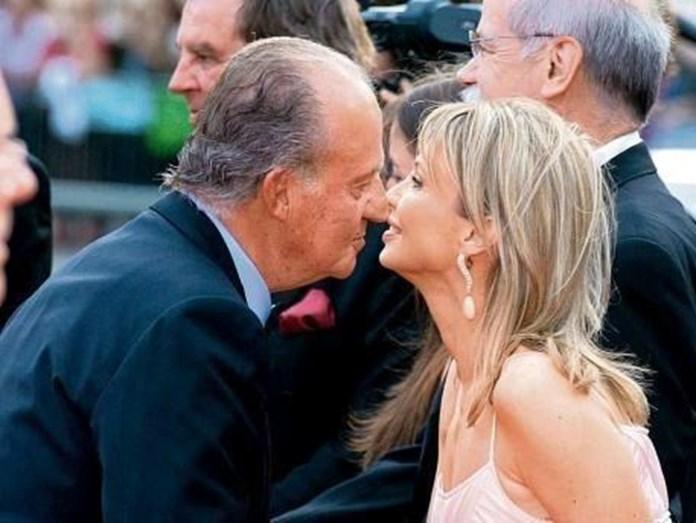 1a710ed7d20 Um mal nunca vem só! Família da amante de Juan Carlos apaga toda ...