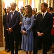 Kate Middleton, Príncipe William, Meghan Markle, Príncipe Harry