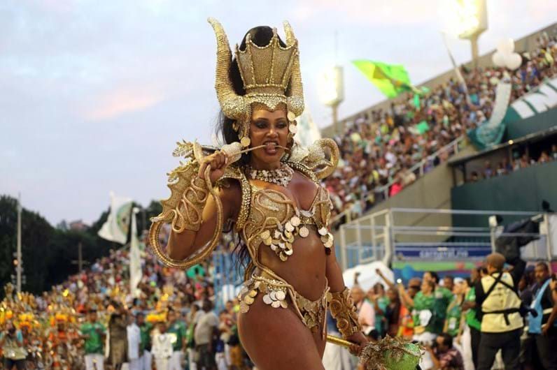 Uau! As fantasias mais ousadas deste Carnaval
