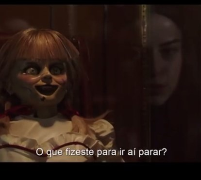 Trailer do filme 'Annabelle 3 - O Regresso a Casa'