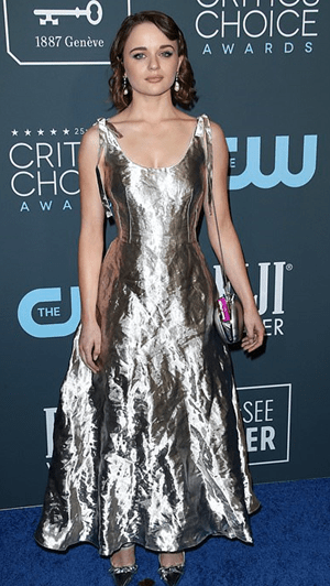 Credo! Os vestidos mais feios dos Critics' Choice Awards