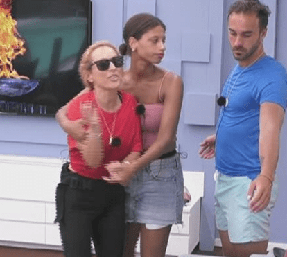 Bronca da grossa! Pedro Soá e Teresa ameaçam sair imediatamente do Big Brother