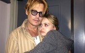 johnny depp, filha